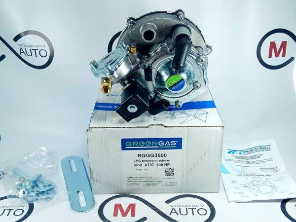 Редуктор газовый (пропан-бутан) Tomasetto АТ07 100 HP (RGGG3500)ГБО 2 поколения