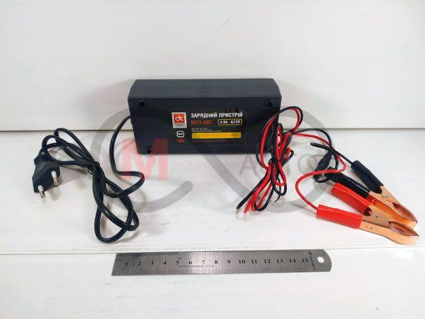 DK23-6001 Зарядное устройство для аккумулятора, Дорожная карта