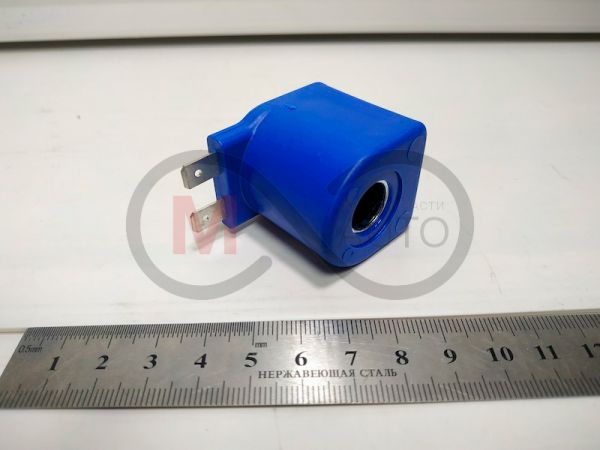 Катушка электромагнитная Tomasetto (12 V, 17W) MVAT3752 мультиклапана Extra