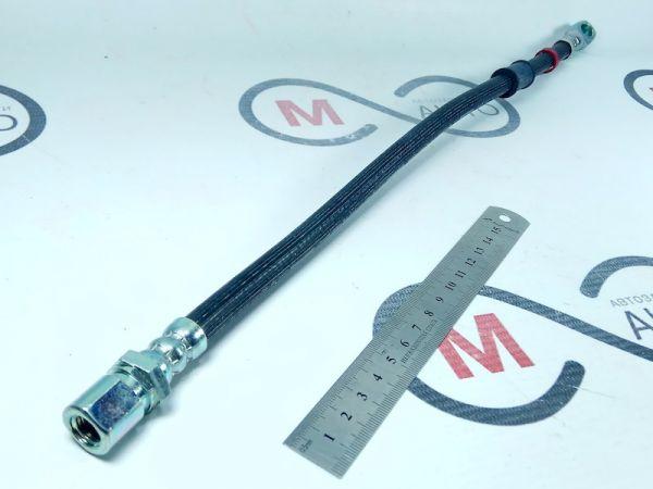 Тормозной шланг передний Нива ВАЗ 2121 (L=450) передний, пр-во БРТ (2121-3506061-10Р)
