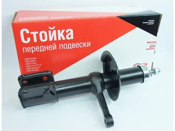 Стойка передней подвески ВАЗ 2108-99, 2113-15 (амортизатор) лев. СААЗ