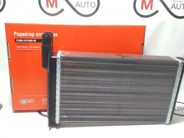 Радиатор отопителя(печки) ВАЗ 2108 (пр-во ОАТ-ДААЗ)
